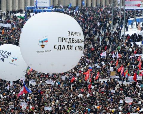 Мы как взрывоопасный коктейль: россияне теряют страх перед кремлевскими репрессиями