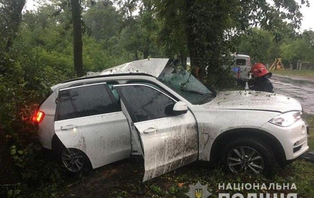 На Волыни во время аварии погиб депутат