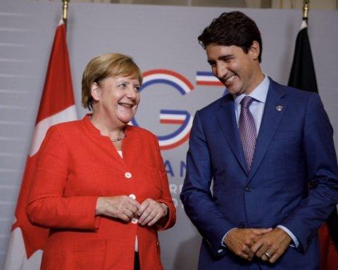 Лідери Канади та Німеччини наполягають на продовженні реформ в Україні
