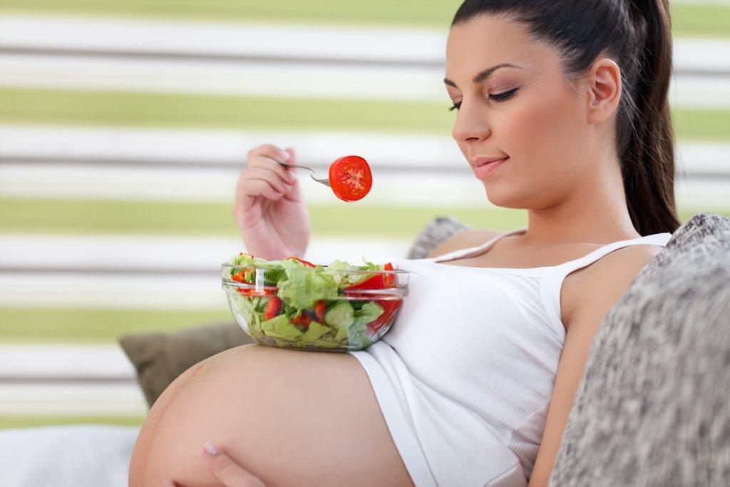 Названа самая безопасная диета для беременных