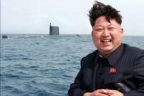 """У Кім Чен Ина після """"смерті""""  з'явився дивний знак на руці"""