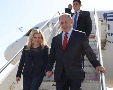 Нетаньяху объяснил «хлебный инцидент» в аэропорту: не имела намерения обидеть