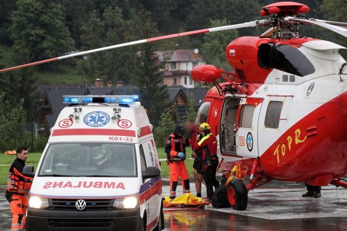Сотни пострадавших, много погибших: польский курорт накрыла мощная непогода