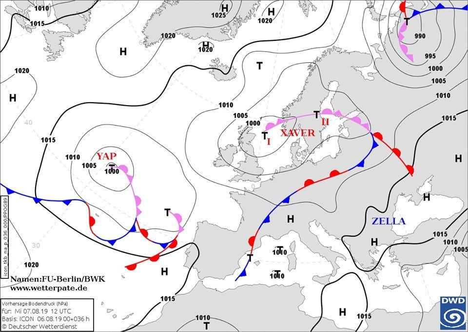 Жара и ураганный ветер: синоптик озадачила украинцев прогнозом погоды на 8 августа