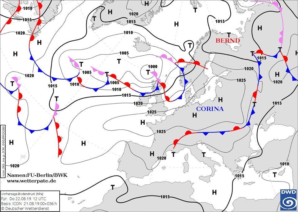 В Украину идет ураган: синоптик предупредила об ухудшении погоды