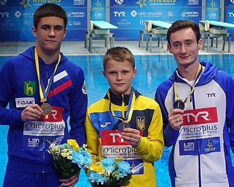 Український вундеркінд з рекордом виграв чемпіонат Європи зі стрибків у воду