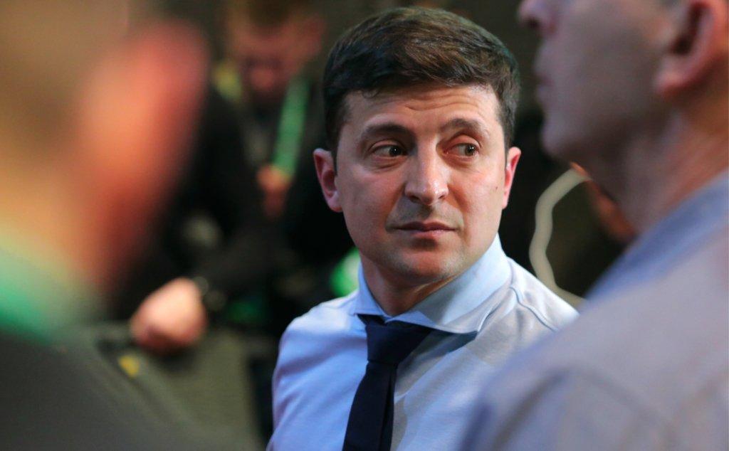Зеленский накричал на нардепов во время заседания: все попало на видео