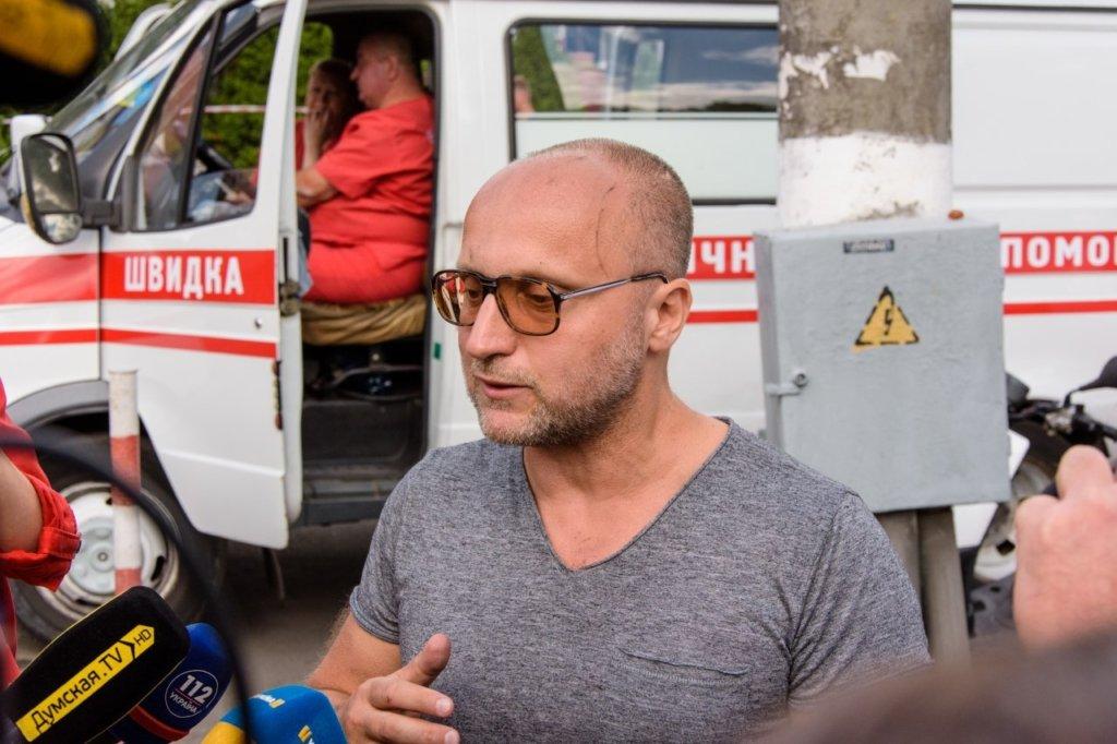 Помер власник одеського готелю «Токіо Стар», де сталася смертельна пожежа, Вадим Чорний