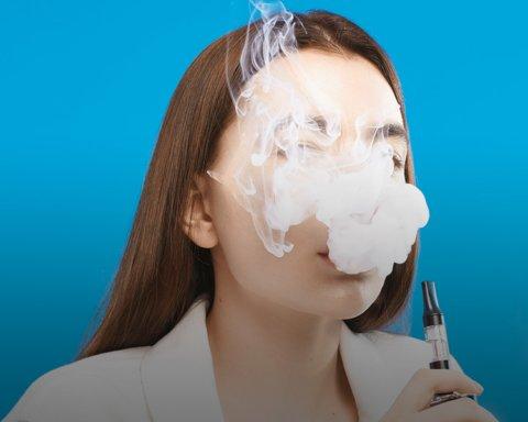 """Медики попередили про смертельну небезпеку """"безпечних"""" сигарет"""