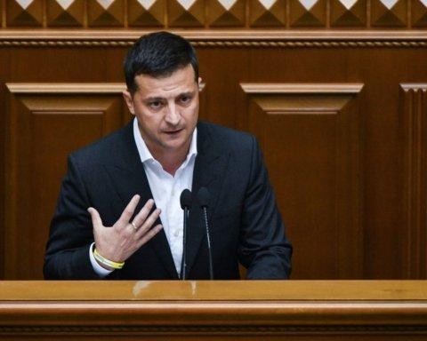 Певучая речь: Зеленский подколол Рабиновича во время выступления на заседании Рады