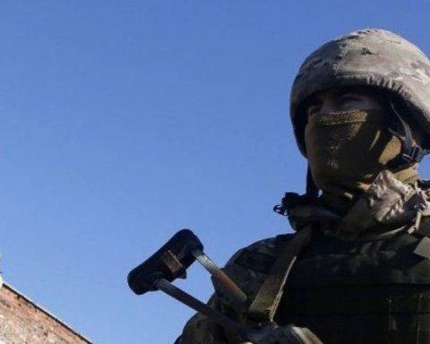 Ситуация на Донбассе: один военнослужащий получил ранения