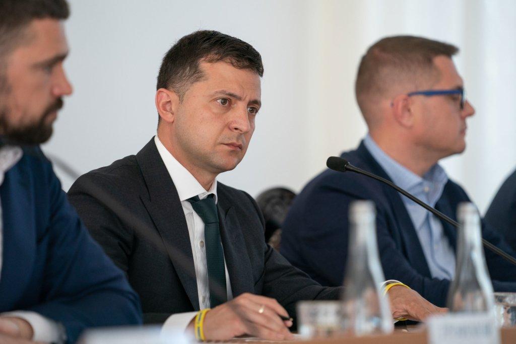 Зеленского хотят заставить пересмотреть госфинансирование партий