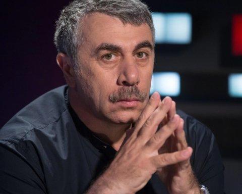 Новый год: доктор Комаровский рассказал, как не отравиться алкоголем