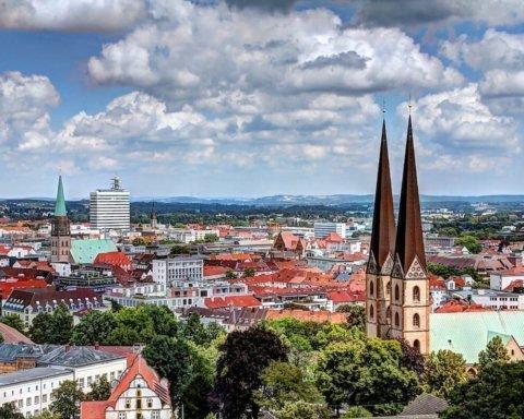 Немецкий Билефельд пообещал миллион евро тому, кто докажет что такого городка не существует