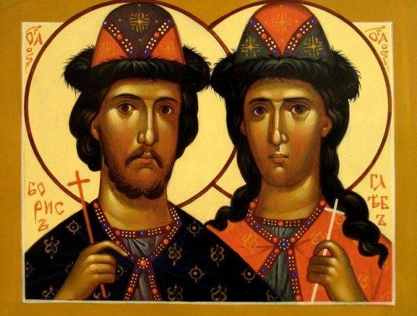 День Бориса и Глеба 2019: лучшие поздравления и открытки