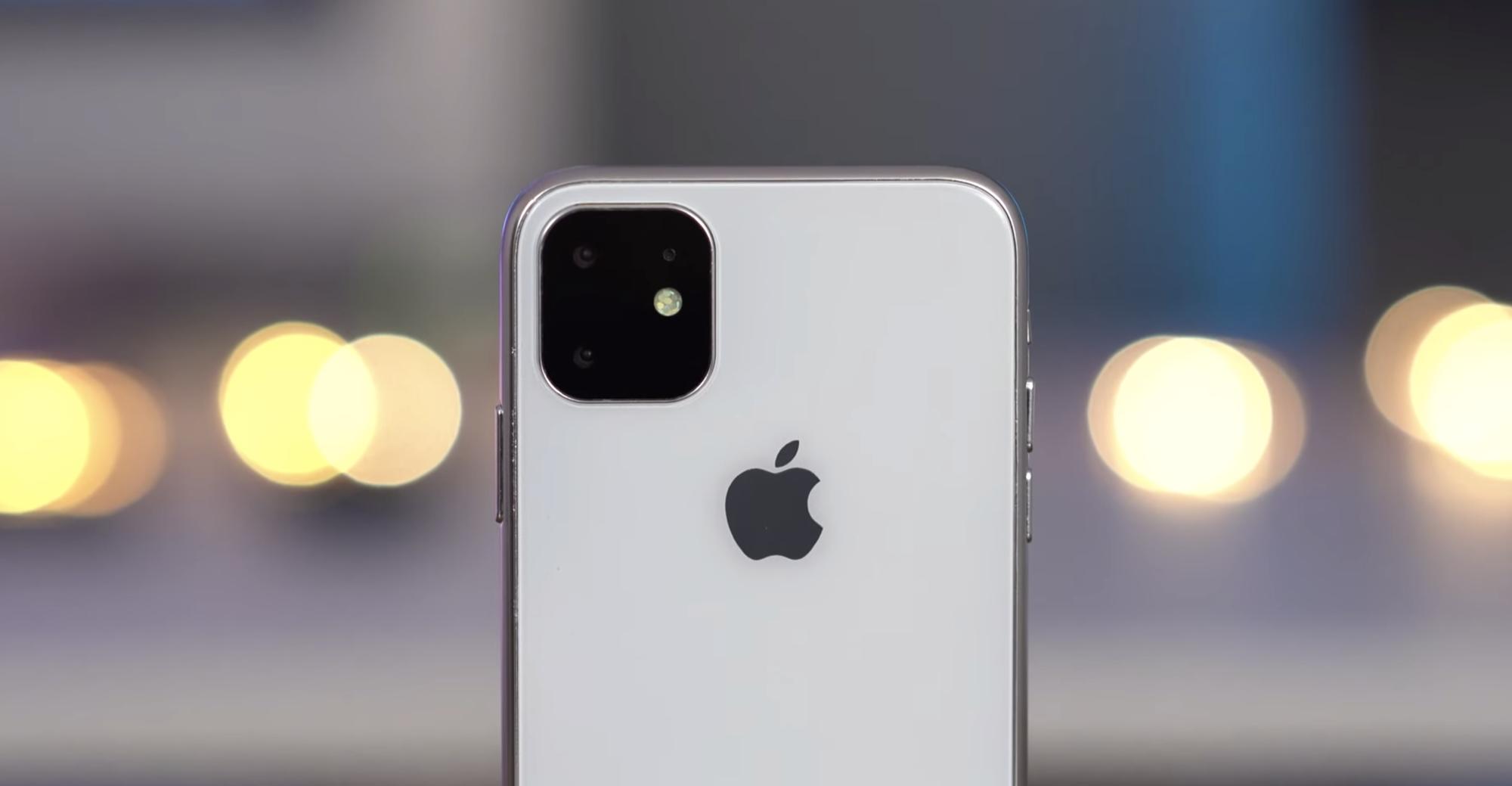 Как выглядит новый iPhone 11: все подробности и фото