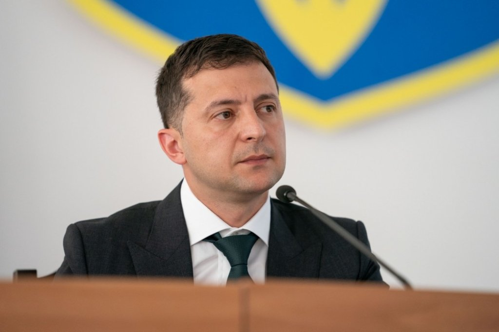 Появилось видео, как Зеленский «разносил» чиновников в Житомире
