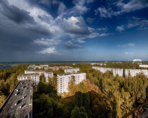 Невероятная красота: появились новые фото из зоны отчуждения в Чернобыле