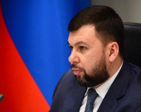 """Ватажок """"ДНР"""" Пушилін з переляку подовжив комендантську годину: що відбувається"""