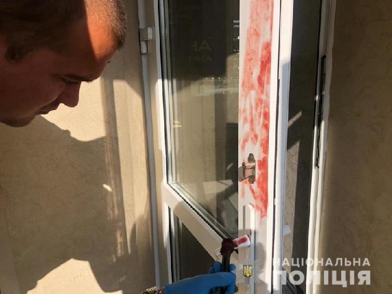 Ограбление «ювелирки» в Киеве: подробности и фото
