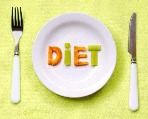 Названо 3 найкорисніші дієти для ефективного схуднення