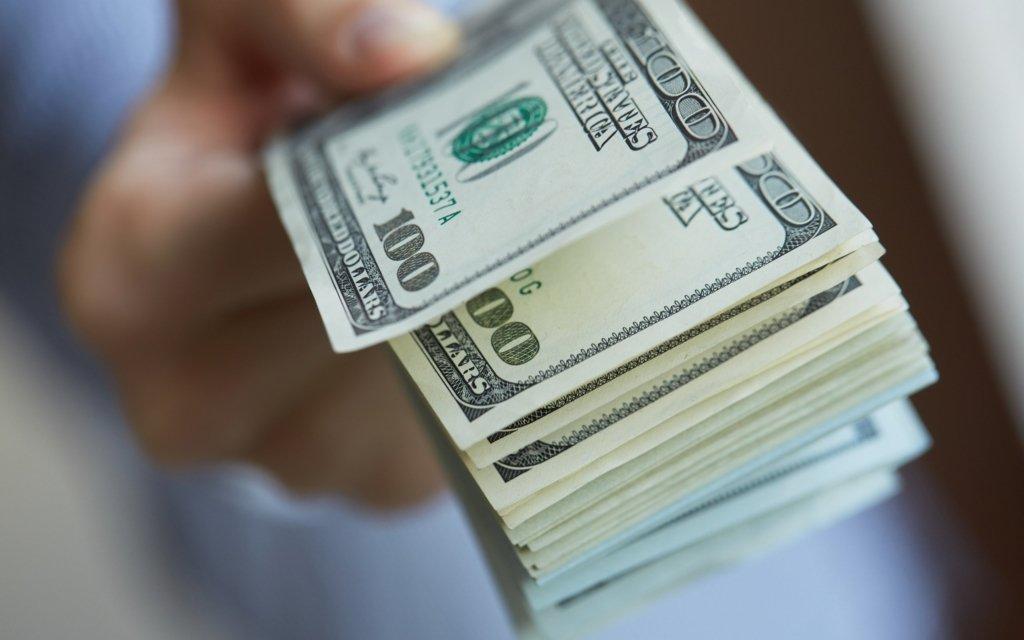 Курс доллара на 9 января резко вырос