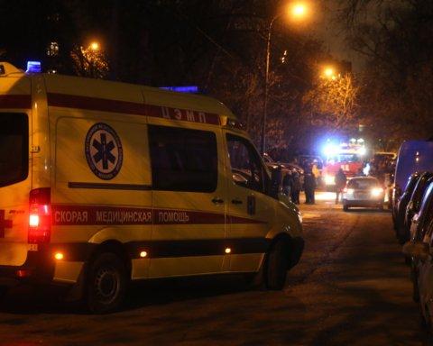 У Росії автобус злетів з обриву, багато загиблих і постраждалих: перше відео з місця НП