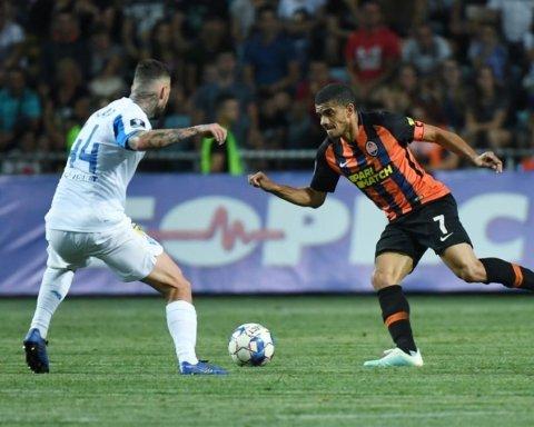 Динамо – Шахтар: де дивитися матч 3-го туру УПЛ