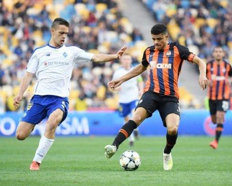 Динамо і Шахтар з'являться в PES-2020