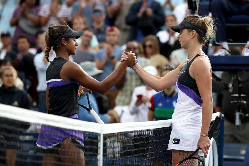 Світоліна перемогла молоду американку в першому колі US Open