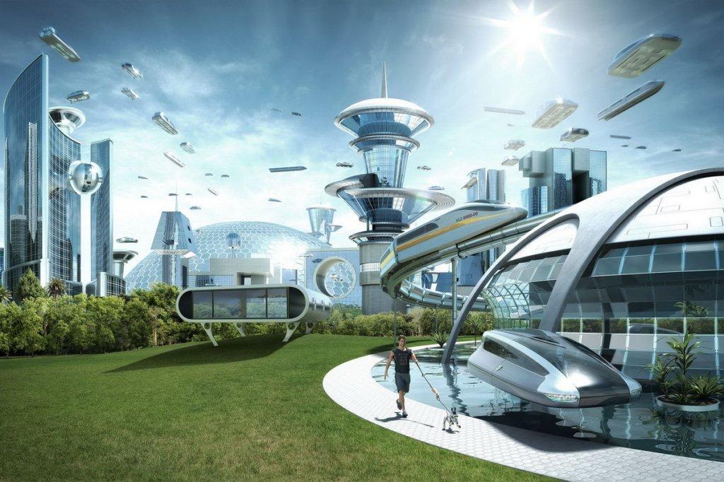 Город будущего: как изменится мир через 50 лет - фото