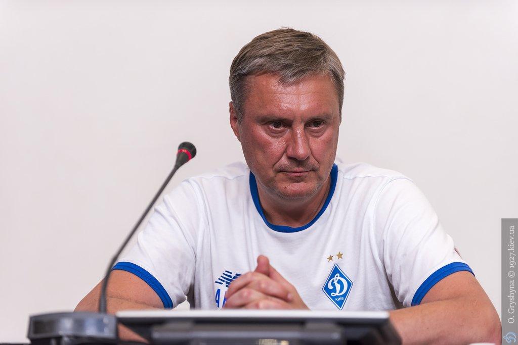Динамо під керівництвом Хацкевича встановило клубний антирекорд