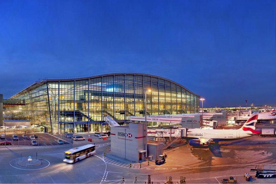 Один з найбільших аеропортів Великобританії скасував сотні рейсів: відома причина