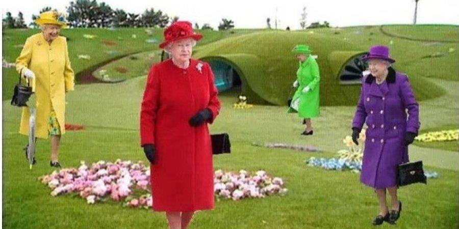 Ілон Маск порівняв королеву Елизавету II  з телепузиками: кумедне фото