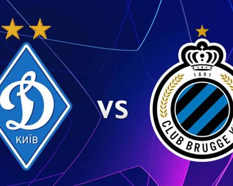Динамо – Брюгге – 3:3: онлайн-трансляція матчу-відповіді кваліфікації Ліги чемпіонів