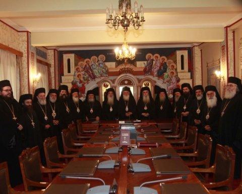 Элладская православная церковь может признать ПЦУ: первые подробности