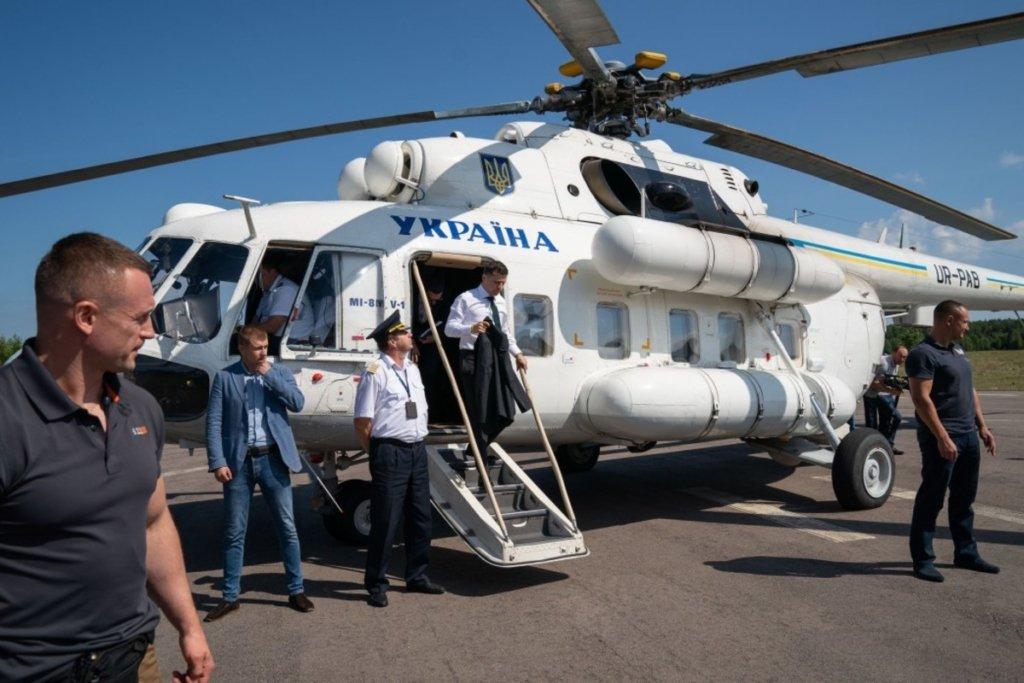 Зеленський у Житомирі представив главу ОДА та зажадав масових звільнень