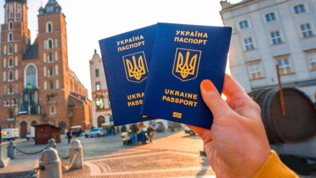 Український паспорт зайняв 36-е місце в Індексі паспортів світу – інфографіка