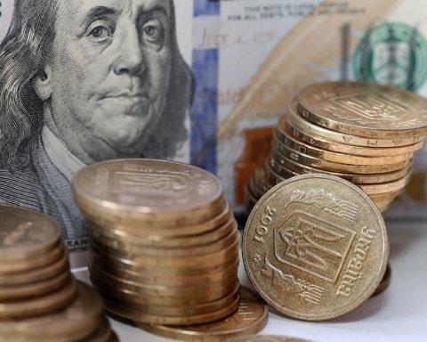 Курс валют на 14 августа: гривна укрепилась
