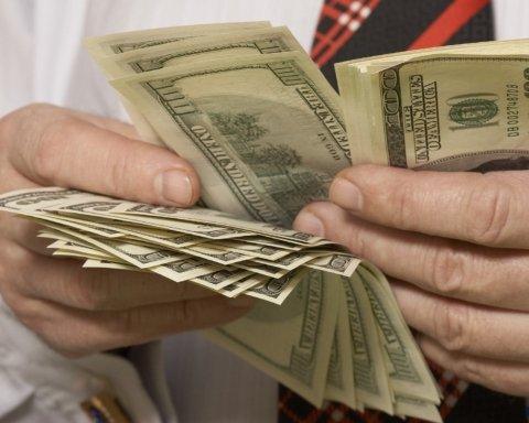 Курс валют на 29 августа: гривна снова просела