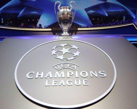 Усі результати матчів-відповідей 3-го кваліфікаційного раунду Ліги чемпіонів