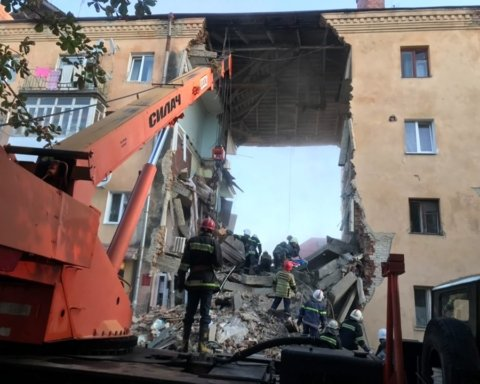 Взрыв в Дрогобыче: в доме произошел еще один обвал