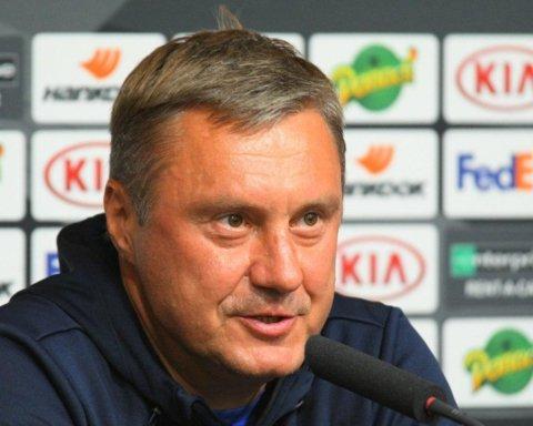 Хацкевич и Цыганков ответили на вопросы журналистов перед матчем с Брюгге