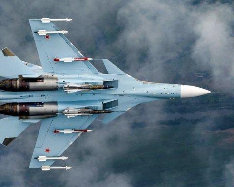 Оккупанты внезапно подняли в воздух военную авиацию в Крыму: что происходит