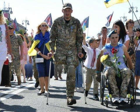 До слез: фото детей погибших героев войны на Донбассе тронули сеть