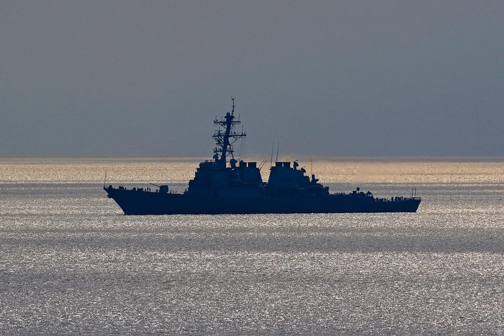У Чорне море зайшов американський ракетний есмінець з «Томагавками»