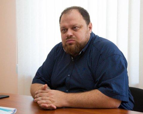 Першим заступником спікера ВР обрано Стефанчука Руслана
