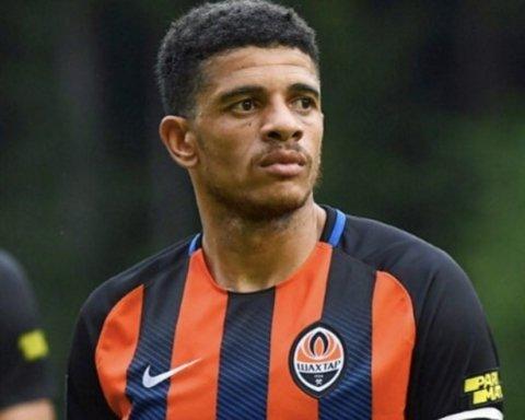 Рома готова віддати Шахтарю двох футболістів за Тайсона