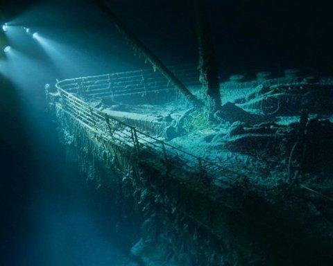 """Як виглядає """"Титанік"""" через 107 років після катастрофи: унікальні кадри"""