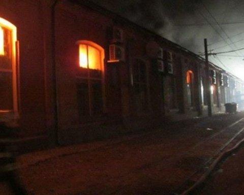 ДБР і собі завело справу через скандальну пожежу в одеському готелі